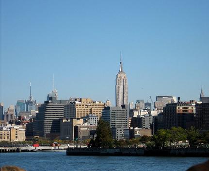Viajes a Nueva York: Empire State, uno de los edificios más altos del mundo.