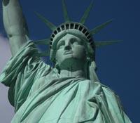 Viajes a Nueva York: estatua de la libertad